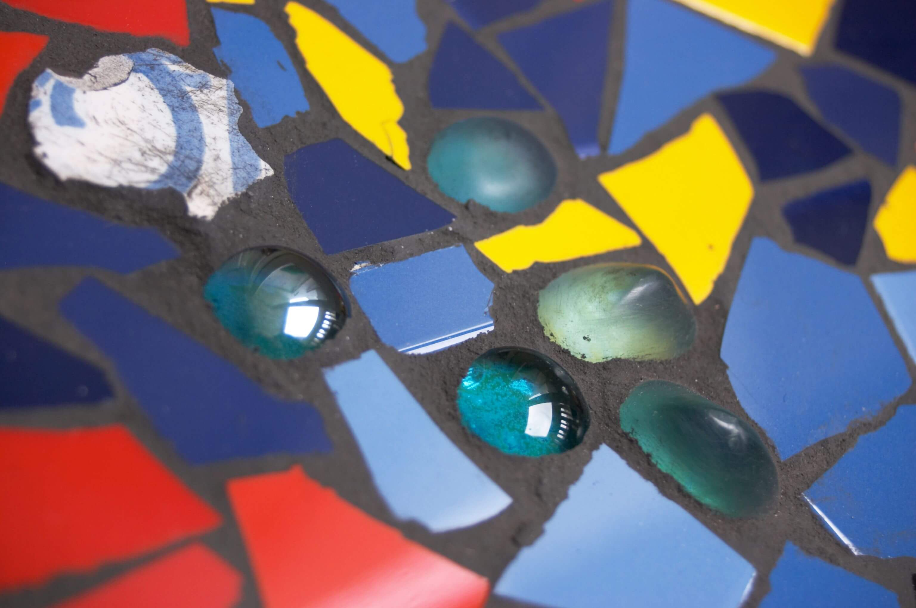 Mozaiek als aandachttraining